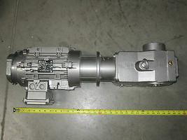 Nord SK9012.1AZSH.IEC100 SK100L/4CUSBRE20HLSR0L/H Gearmotor New image 1