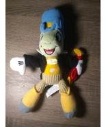 Disney Jiminy Cricket Plush 10 Inch Tall  - $14.82