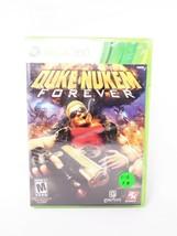Duke Nukem Forever (Microsoft Xbox 360, 2011) Ln Cond ~ Cib ~ Pre-Owned - $7.83