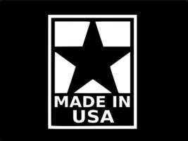 MADE IN THE USA American Vinyl Decal Car Wall Window Sticker CHOOSE SIZE... - $2.65+