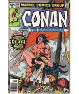 Conan the Barbarian Comic Book #100 Marvel Comics 1979 FINE+ - $4.75
