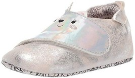 Ro + Me by Robeez Girls' Kitty Shoe Crib, Pink, 18-24 Months - $21.15