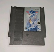 Top Gun (Nintendo Entertainment System, 1987) Tested - $9.52