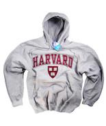 Harvard Shirt Hoodie Sweatshirt College University Crimson NCAA Licensed - $34.99