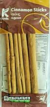 100% Organic Ceylon Cinnamon sticks 25 g Pure Natural - $4.45