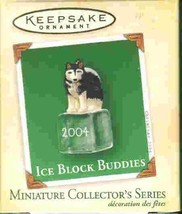 Hallmark Ice Block Buddies #5 2004 QXM5141 Mini - $5.84