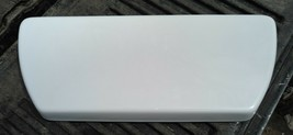 "9HH83 Toilet Tank Lid: Kohler K4620?, White, 19-3/4"" X 8-1/8"", Very Good Cond - $34.64"