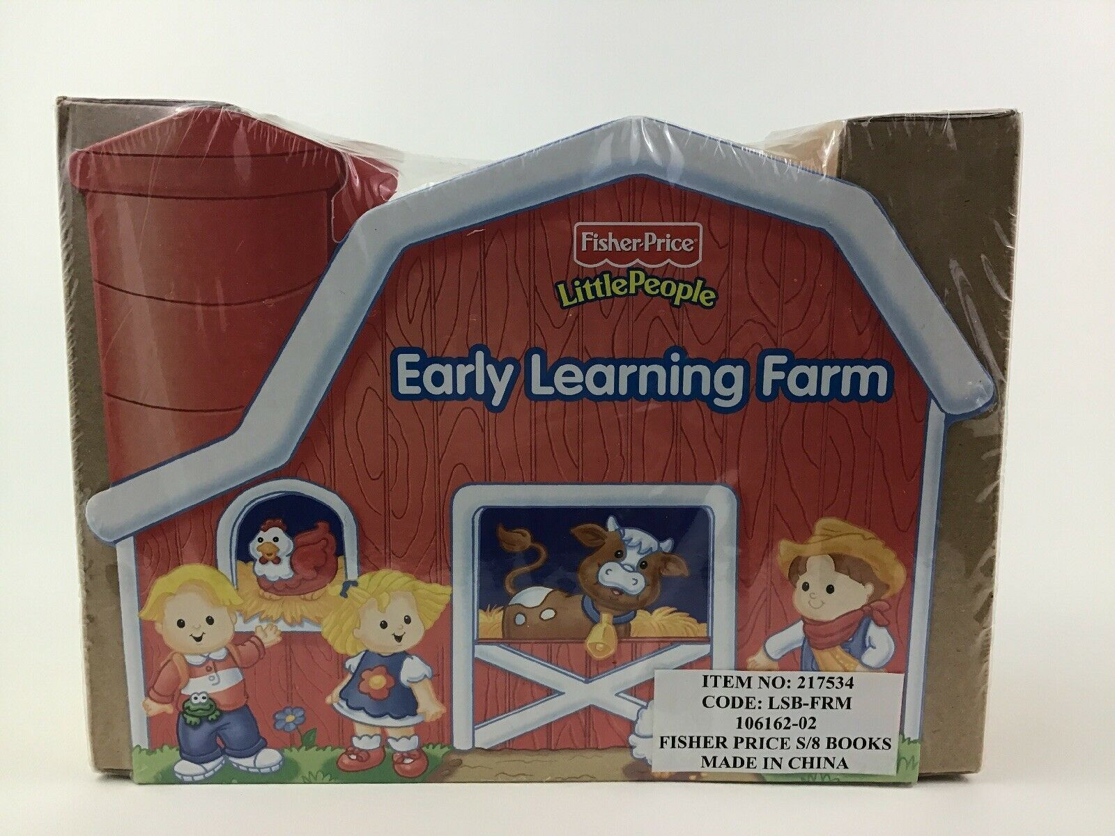 Fisher Price Little People Book 2000s 1 Listing