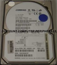 "Compaq 175552-001 ST39236LC 9GB SCSI 80PIN 3.5"" Drive Free USA Ship"