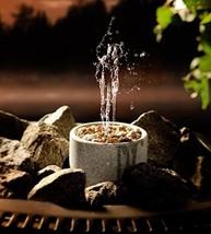 Hukka Saunatroikka Sauna Water Fountain for Sauna Heater, Free Shipping! - $58.89
