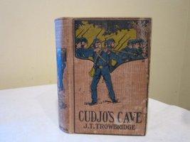 cudjo's cave [Hardcover] j.t. trowbridge - $50.00