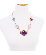 Ometric collier multicolor necklace femme new luxury brand jewelry maxi necklace 2  1  thumbtall