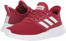 ADIDAS WOMEN'S LITE RACER RBN RUNNING SHOE ACTIVE MAROON/WHITE/BLUE TINT - £46.84 GBP+