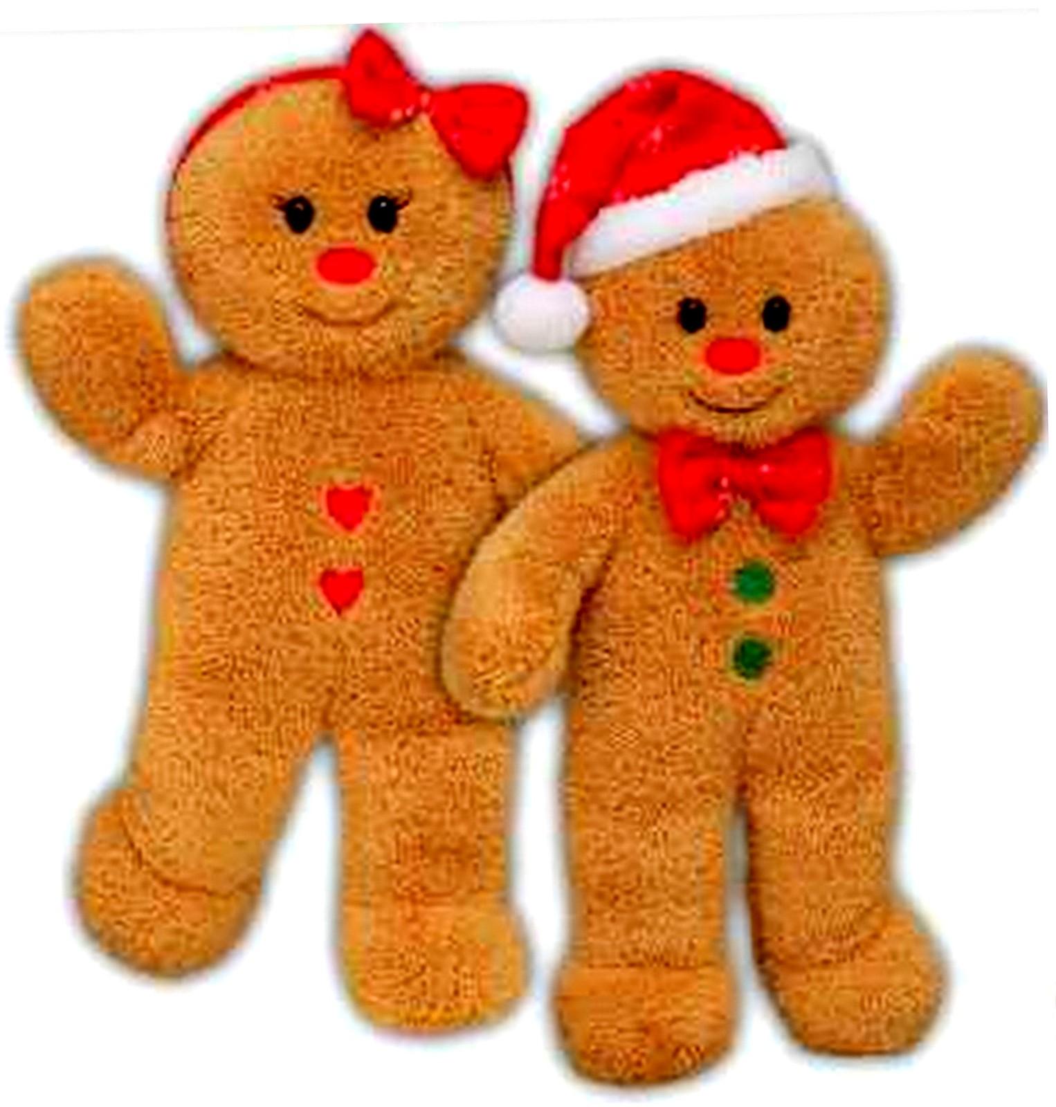 Build A Bear Gingerbread Man