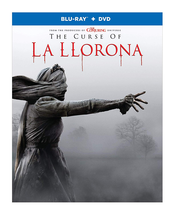 The Curse of La Llorona (Blu-ray + DVD)