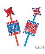 4th of July Mini Pinwheels - $19.11