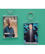 Anderson Cooper 2 Photo Designer Collectible Ke... - $9.95
