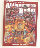 Collector's Guide Antique Radios Bunis book vintage price - $19.00