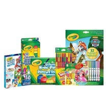 Crayola Paw Patrol Art Pack, Over 50 Pieces, School and Craft Supplies, ... - $35.64