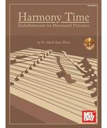 Harmony Time:Embellishments For Hammered Dulcim... - $17.99