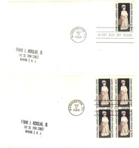 John Singleton Copely American Artist First Day Covers Sep 17, 1965 - $2.99