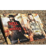 Hell on wheels Season s 1 , 2 & 3 DVD sets Western - $21.99