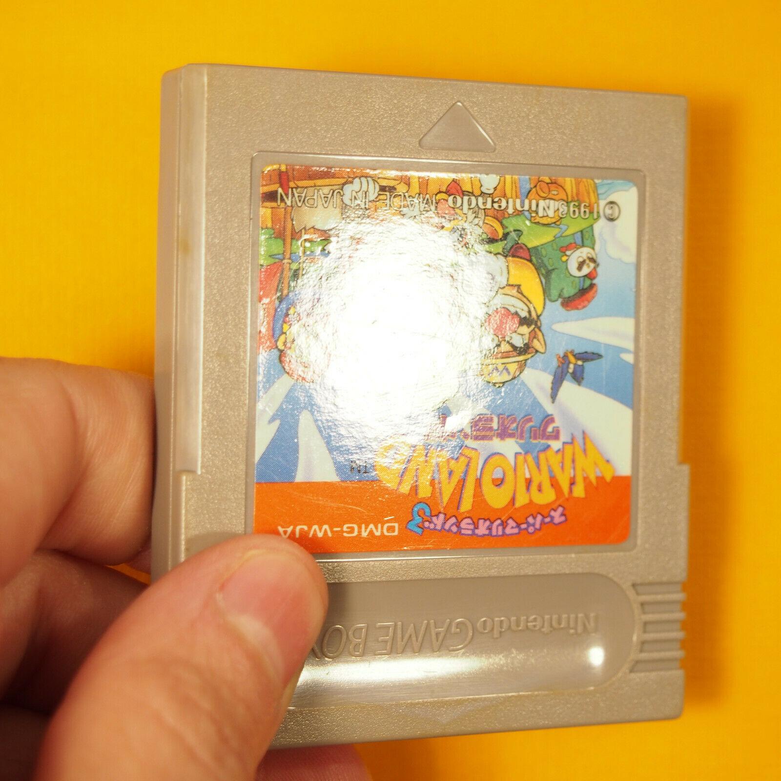 Wario Land Warioland (Nintendo Game Boy GB, 1993) Japan Import  image 10