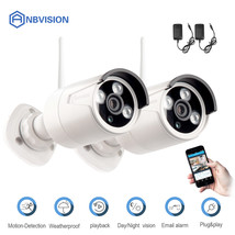WiFi 720p 1.0MP IP camera Net Outdoor Home Security Monitor Camera syste... - $60.91