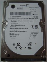 """100GB SATA 2.5"""" Drive Seagate ST9100828AS Tested Free USA Ship Our Drives Work"""