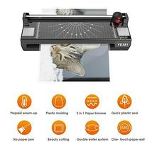 13 Inches Laminator Machine, A3 A4 A6 Thermal Laminating Machine for Home Office image 4