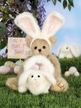 "Bearington Bears ""Beary Bunny Ears"" 14"" Collectible Bear- Sku#420165- Ne... - $39.99"