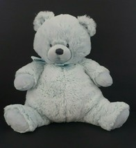 "Baby Gund Oliver Teddy Bear Blue 12"" Plush Stuffed ANimal 4034092 - $14.50"