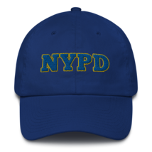 nypd yankees hat / nypd yankees / Cotton Cap image 1