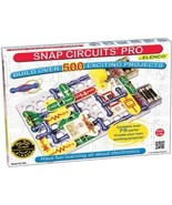Snap Circuits Pro 500-in-1 - $100.99