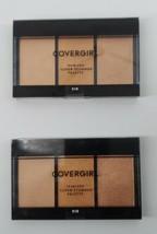 Covergirl TruBlend Super Stunner Palette Bronzer Highlighter Contour 510 (2) - $19.78