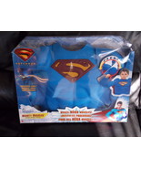 2006 DC Superman Returns Mighty Muscles Kids Costume New In The Box - $49.99