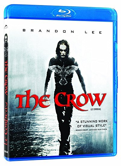 The Crow [Blu-ray, 1992]