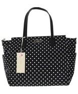 Kate Spade New York Blake Avenue Kaylie Baby Bag Diaper Bag (Diamond Dot) - $445.50