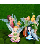 6pcs/Set Fairy Garden Miniatures toys Ornament - $7.20