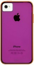 Case-Mate Haze Case for iPhone 4/4S - Retail Packaging - Raspberry - $16.30
