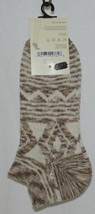 Simply Noelle Cream Tan Ankle Socks One Size Fits Most image 2