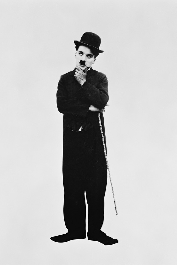 Primary image for Charlie Chaplin Classic Full Length 18x24 Poster