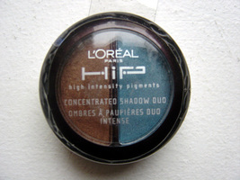 L'Oreal LOreal HiP Concentrated Shadow Duo 236 Forgiving (New & Sealed) - $5.00
