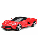 新的Bright Radio Control展示柜Custom LaFerrari Red-$ 59.39