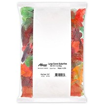 Albanese Candy, Large Assorted Fruit Gummi Butterflies, 80 Ounce (Pack o... - $30.13