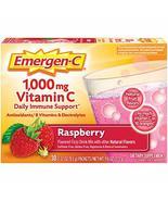 Emergen-C 1000mg Vitamin C Powder, with Antioxidants, B Vitamins and Ele... - $23.49