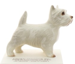 Hagen-Renaker Miniature Ceramic Dog Figurine West Highland Terrier