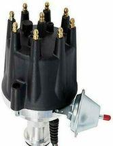 Pro Series R2R Distributor for Ford 351W Windsor, V8 Engine Black Cap image 7