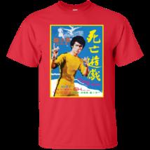 Bruce Lee, Martial Arts, Kung Fu Gildan Ultra Cotton T-Shirt - Red - $378,82 MXN+