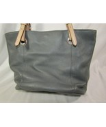 Michael Kors Gray with Silver Lining Ladies Shoulder Bag - $99.00